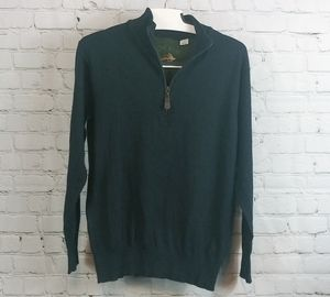New Orvis 100% wool sweater. Size Large